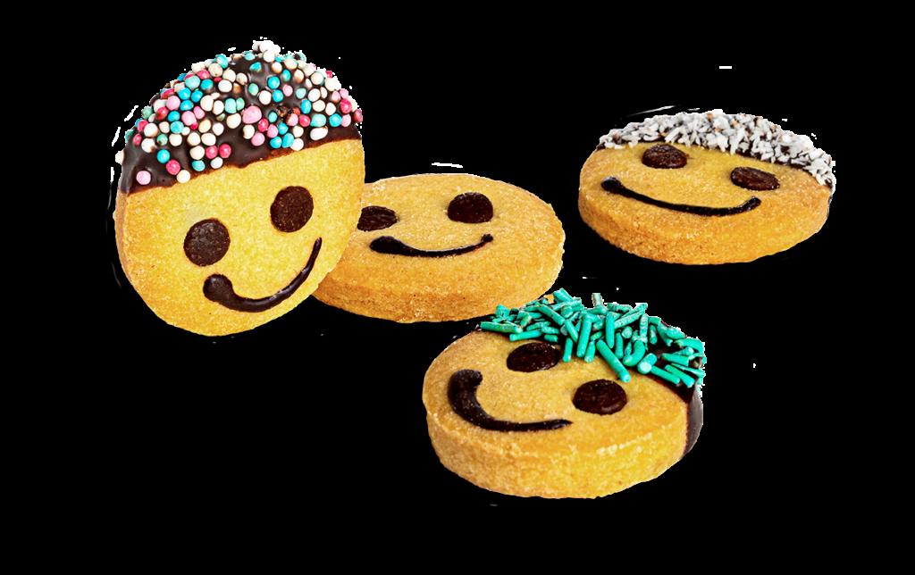 Pasticceria Reina Milano Biscotti Smile
