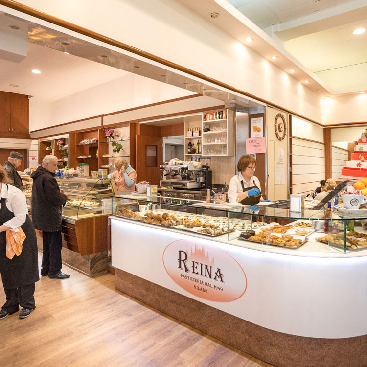 Pasticceria Reina Milano