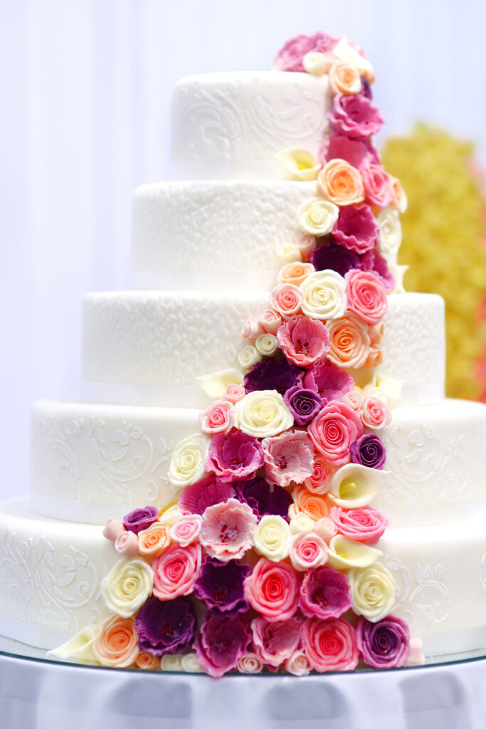 Pasticceria Reina Cake Design Matrimonio