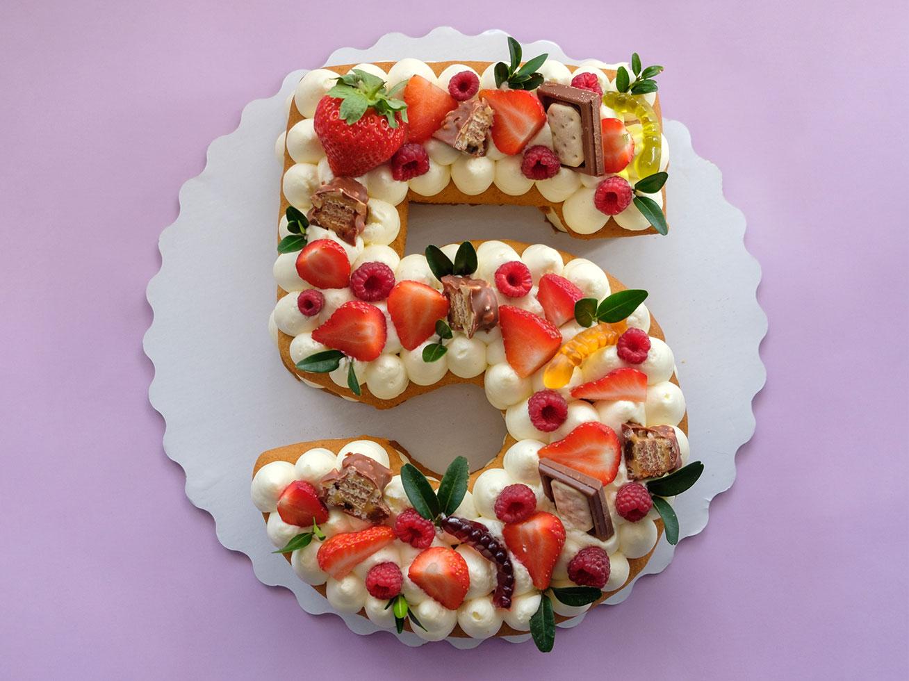 Pasticceria Reina Cream tart